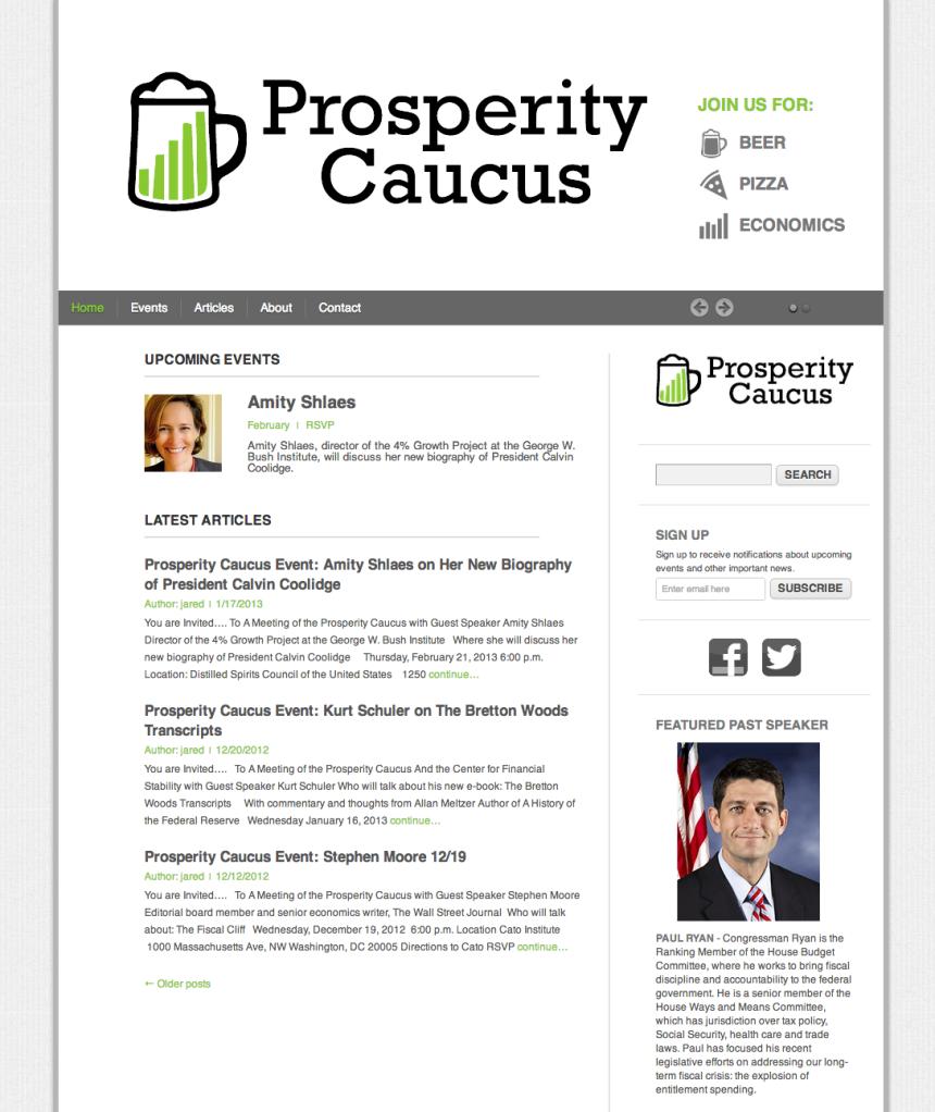 Prosperity Caucus
